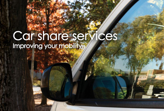 Car share services brochure