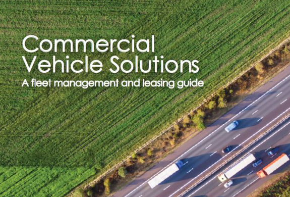 Commercial vehicle and truck solutions brochure