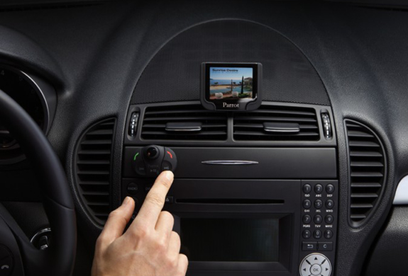 In-car communications